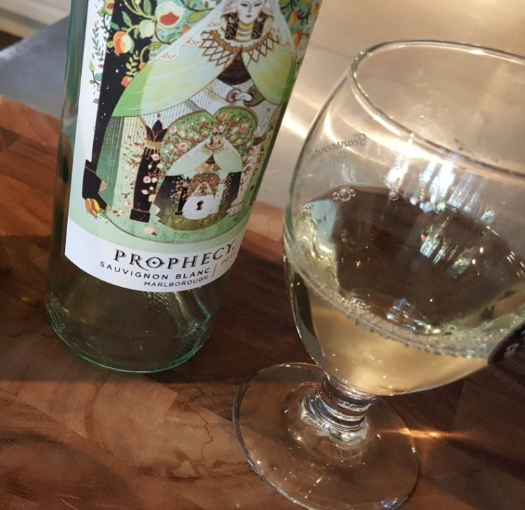 White Wine Prophecy